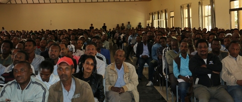 UNFPA Ethiopia | Central Statistical Agency launches training for