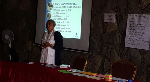UNFPA Ethiopia | Workshop deliberates on integrating CSE