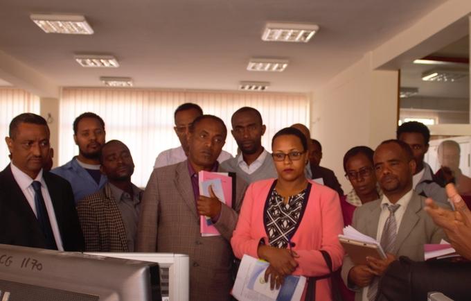 UNFPA Ethiopia | MPs appreciate CSA's preparation for upcoming Census